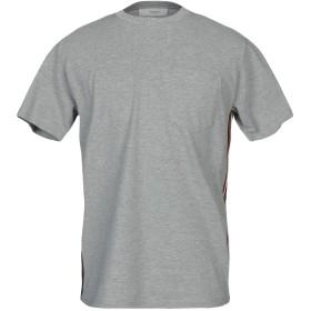 《期間限定セール開催中!》PRINGLE OF SCOTLAND メンズ T シャツ グレー L 100% コットン