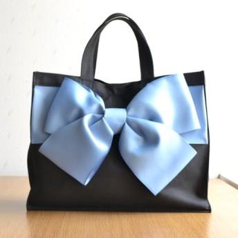 大きなリボンがかわいいcandybag(favoris_plage)