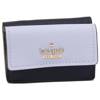 ケイトスペード 財布 KATE SPADE PWRU6439 947 CAMERON STREET KAY レディース 二つ折り財布 三つ折り財布 モーニングドーン/ブレザーブルー 青