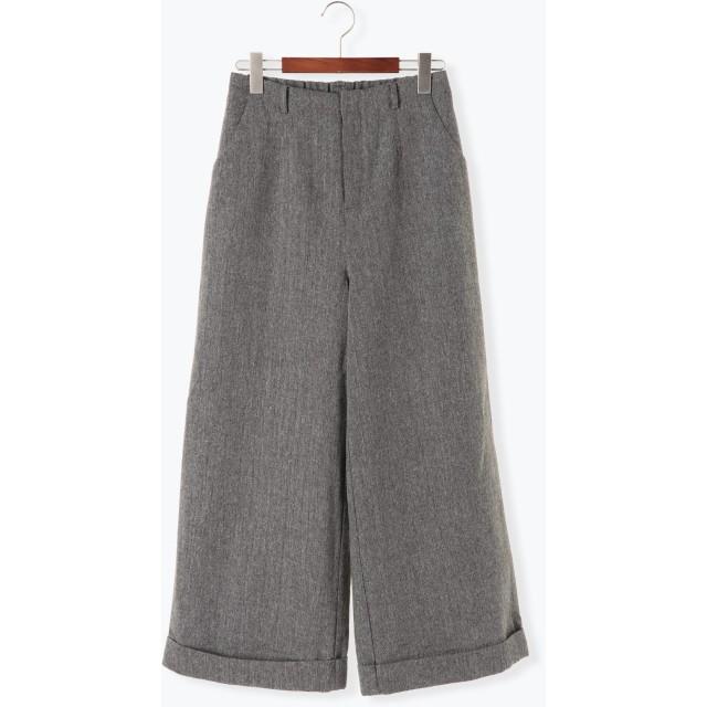 パンツ・ズボン全般 - Te chichi ネップツィードパンツ