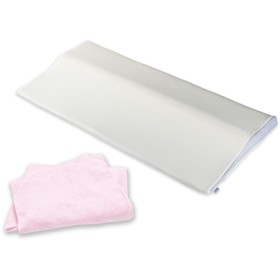 【正規品】セブンスピロー 洗替カバーセット(ピンク) (ダブル)肩や首・背中への負担、窮屈で制限された眠りから解放し快眠へ<Shop Japan(ショップジャパン)公式>