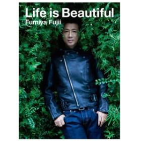 ソニーミュージック藤井フミヤ / Life is Beautiful【初回生産限定盤】【CD+DVD】AICL-2397/8