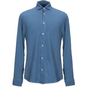 《期間限定 セール開催中》CIRCOLO 1901 メンズ シャツ ブルー XXL コットン 98% / ポリウレタン 2%