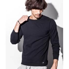 SHIFFON / シフォン 【NUMBER (N)INE DENIM】クルーネックロングTシャツ