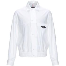 《期間限定セール開催中!》OAMC メンズ シャツ ホワイト XL コットン 100%