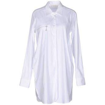 《セール開催中》1017 ALYX 9SM レディース シャツ ホワイト XS コットン 78% / ナイロン 18% / ポリウレタン 4%
