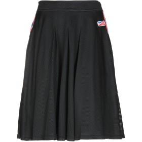 《期間限定セール開催中!》NIKE レディース ひざ丈スカート ブラック XL ポリエステル 100%