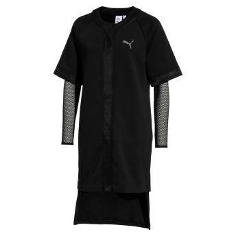 【プーマ公式通販】 プーマ SG x PUMA WOMEN'S DRESS ウィメンズ Puma Black  CLOTHING PUMA.com