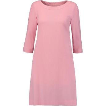 《期間限定セール開催中!》GOAT レディース ミニワンピース&ドレス ピンク 14 ウール 100%