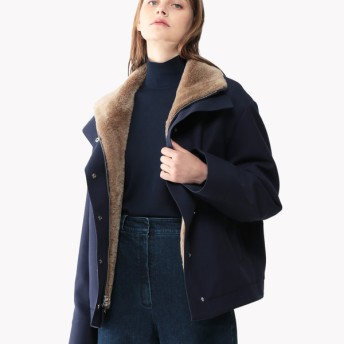 【Theory】Outer Cotton Utility Outerwear