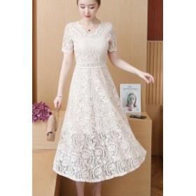 パーティードレス ワンピースドレス 結婚式 ドレス お呼ばれ ワンピース お呼ばれドレス 卒業式 二次会 長袖 20代 30代  R059