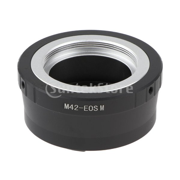 Cameras & Photography Aluminum Mount Adapter Ring for Canon FD Lens