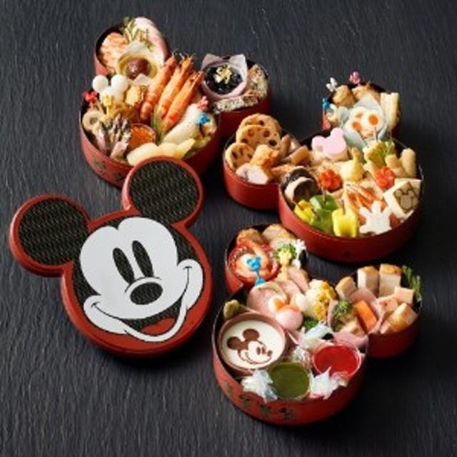 おせち・三段重<ミッキーマウス>(ディズニー)