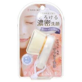 SHO-BI リッチホイップブラシ 洗顔
