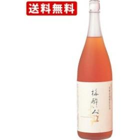 送料無料 宗政 梅酔い人 梅酒 1800ml (北海道・沖縄+890円)(取寄7~10日かかる場合がございます)