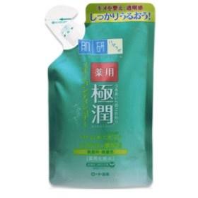 ロート製薬 肌研(ハダラボ)薬用極潤スキンコンディショナー つめかえ用 170ml