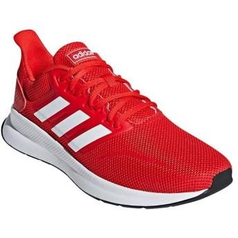 アディダス(adidas) メンズ ランニングシューズ ファルコンラン FALCONRUN M アクティブレッド/ホワイト/コアブラック DBG95 F36202 ランニング ジョギング