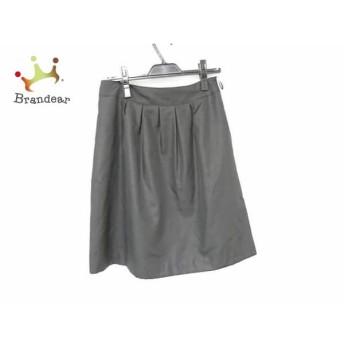 ジユウク 自由区/jiyuku スカート サイズ38 M レディース 黒 スペシャル特価 20190816