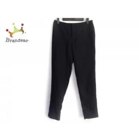 ルシェルブルー LE CIEL BLEU パンツ サイズ36 S レディース 黒     スペシャル特価 20190805