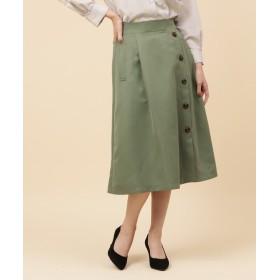 SHOO・LA・RUE/DRESKIP(シューラルー/ドレスキップ) ソフトピ-チチノトレンチスカート