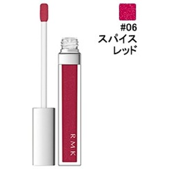 RMK (ルミコ) RMK RMK カラーリップグロス #06 スパイスレッド 5.5g 化粧品 コスメ RMK COLOR LIP GLOSS 06