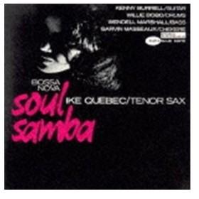 アイク・ケベック(ts) / ボサノヴァ・ソウル・サンバ +3(限定盤/UHQCD) [CD]