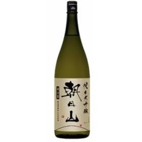 朝日山 純米大吟醸 越淡麗 1800ml 朝日酒造 日本酒