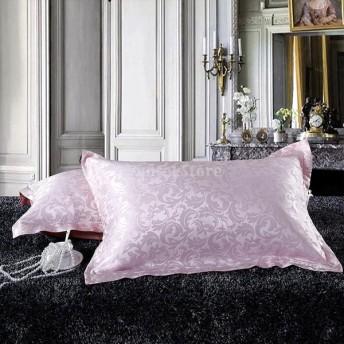 ノーブランド品高級 高品質 シルク 枕 カバー 快適 豪華
