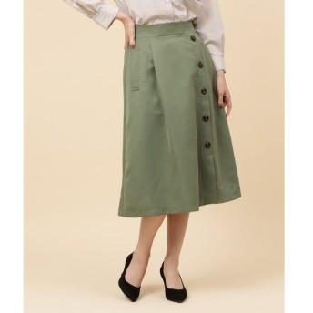 SHOO・LA・RUE / シューラルー ソフトピ−チチノトレンチスカート