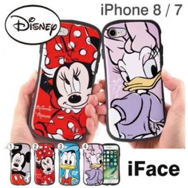【iPhone8/7対応】 iFace スマホカバー ディズニー(ディズニー)
