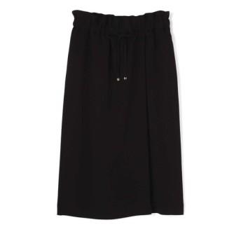 HUMAN WOMAN / 《arrive paris》バックサテンスカート