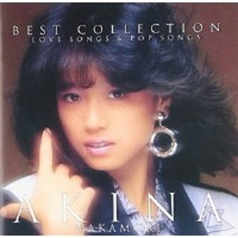 CD / 中森明菜 / ベスト・コレクション ~ラブ・ソングス&ポップ・ソングス~ (通常レギュラープライス盤)