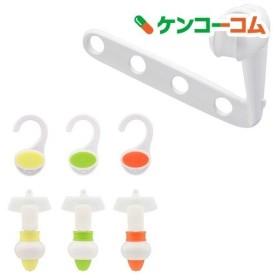 GAONA 詰め替えそのまま3色セット GA-FP014 フック付き ( 1セット )/ GAONA