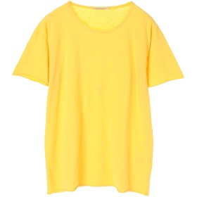 Nudie Jeans Roger Tシャツ・カットソー,SUN YELLOW