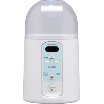 アイリスオーヤマ ヨーグルトメーカー IYM-014 ホワイト (1台)