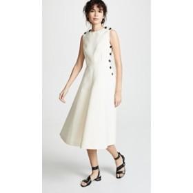 ゴーエン・ジェイ ドレス ミディドレス  レディース【GOENJ Cotton Dress】Cream