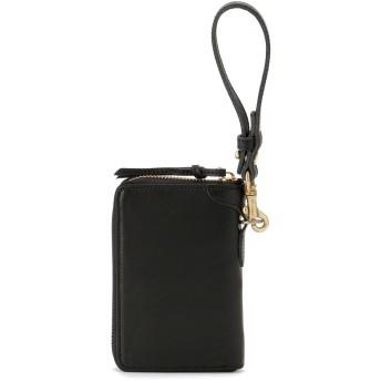 SLOW SLOW スロウ 財布 ウォレット bono -round short wallet- 財布,ブラック