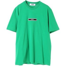 MSGM ロゴ Tシャツ Tシャツ・カットソー,グリーン