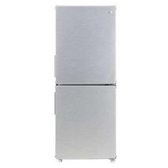 ハイアール 2ドア冷蔵庫(148L・右開き)URBAN CAFE SERIES JR−XP2NF148F−XK ステンレスブラック (標準設置無料)