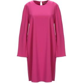 《期間限定セール開催中!》HOPE COLLECTION レディース ミニワンピース&ドレス フューシャ M ポリエステル 100%