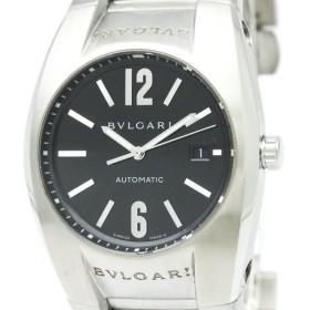 ブルガリ エルゴン ステンレススチール 自動巻き メンズ 時計 EG40S