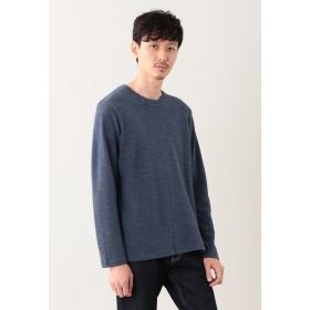 MACKINTOSH PHILOSOPHY タックカノコ クルーネックロンT Tシャツ・カットソー,ブルー