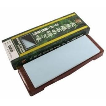 ナニワ研磨 日本製 スーパー砥石(ニューセラミックス) 台付 粒度:S1000 IN-2010