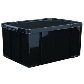 ロックス 660L ブラック 660L 衣類ケース・プラチェスト