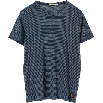 Nudie Jeans Nudie Jeans / ヌーディージーンズ Anders Tシャツ Tシャツ・カットソー,Indigo