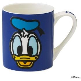 マグカップ 240ml ドナルドダック 陶器 マグ カップ コップ ディズニー キャラクター ( 食器 食洗機対応 電子レンジ対応 ドナルド )