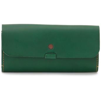 SLOW SLOW スロウ 財布 ウォレット toscana -long wallet- 財布,グリーン