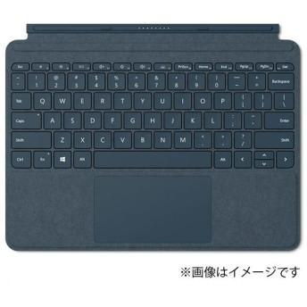 マイクロソフト KCS-00039 コバルトブルー [Surface Go Signature タイプ カバー] タブレットケース