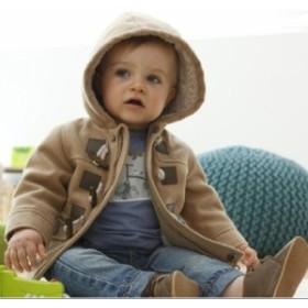 子供服 コート ジャケット 冬 アウター キッズ あったか 韓国子供服 男の子 フード付き 裏起毛