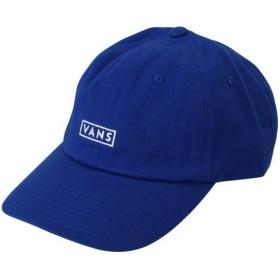 【VANSウェア】VANS CURVED BILL JOCKEY ヴァンズ キャップ VN0A36IU89P MAZARINE BLUE
